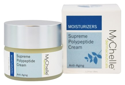 MyChelle Dermaceuticals - Supreme Polypeptide Cream with Matrixyl Synthe'6 Peptide Age Defense Step 5 - 1.2 oz.