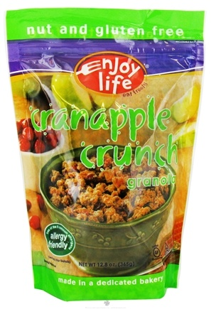DROPPED: Enjoy Life Foods - Cranapple Crunch Granola - 12.8 oz.