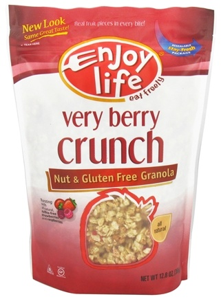 DROPPED: Enjoy Life Foods - Very Berry Crunch Granola - 12.8 oz.