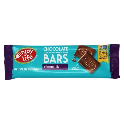 Enjoy Life Foods - Boom CHOCO Boom Rice Milk Chocolate Bar - 1.12 oz.
