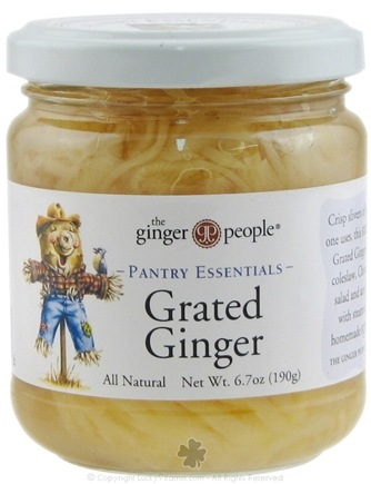 DROPPED: Ginger People - Pantry Essentials Grated Ginger - 6.7 oz.