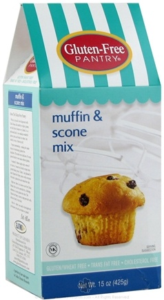 DROPPED: Glutino - Gluten Free Pantry Muffin & Scone Mix - 15 oz. CLEARANCE PRICED