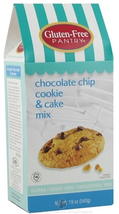 DROPPED: Glutino - Gluten Free Pantry Chocolate Chip Cookie & Cake Mix - 19 oz. CLEARANCE PRICED