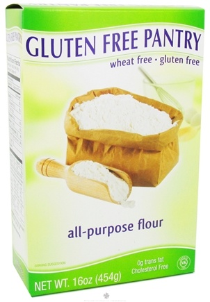DROPPED: Glutino - Gluten Free Pantry All Purpose Flour - 16 oz.