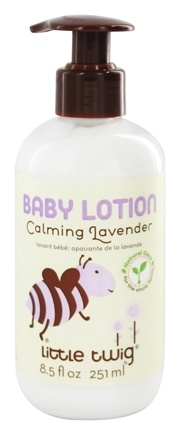 Little Twig - Baby Lotion Calming Lavender - 8.5 oz.