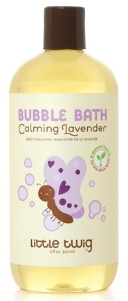 Little Twig - Bubble Bath Calming Lavender - 17 oz.