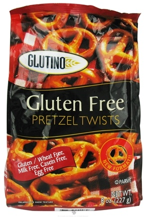 DROPPED: Glutino - Gluten Free Pretzel Twists - 8 oz.