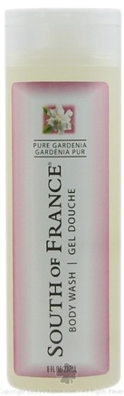 DROPPED: South of France - Body Wash Pure Gardenia - 8 oz.