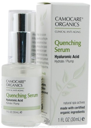 DROPPED: CamoCare Organics - Quenching Serum Hyaluronic Acid - 1 oz.