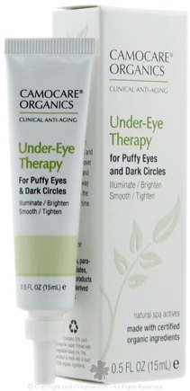 DROPPED: CamoCare Organics - Under-Eye Therapy For Puffy Eyes and Dark Circles - 0.5 oz.