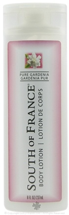 DROPPED: South of France - Body Lotion Pure Gardenia - 8 oz. CLEARANCE PRICED