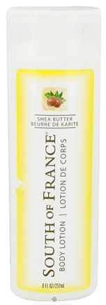 DROPPED: South of France - Body Lotion Shea Butter - 8 oz.
