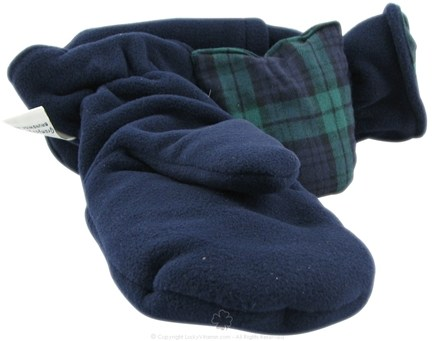 DROPPED: Grampa's Garden - Nor'easter Mittens Small Black Watch Plaid - Formerly Thera-Mittens