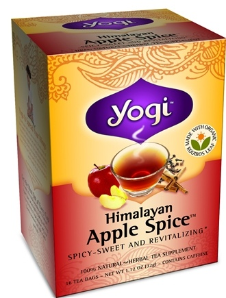 DROPPED: Yogi Tea - Himalayan Apple Spice Tea - 16 Tea Bags