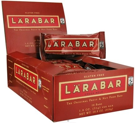 DROPPED: Larabar - Cocoa Mole Bar - 1.8 oz.