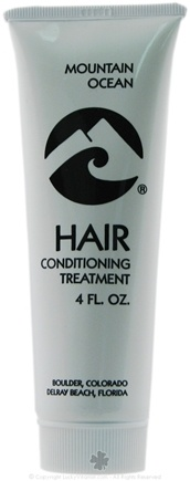 DROPPED: Mountain Ocean - Hair Conditioning Treatment - 4 oz.