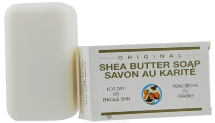 DROPPED: Mode De Vie - Original Shea Butter Soap - 5.3 oz.