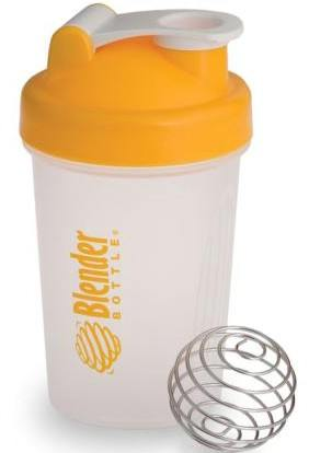 DROPPED: Blender Bottle - Classic Yellow - 20 oz. By Sundesa