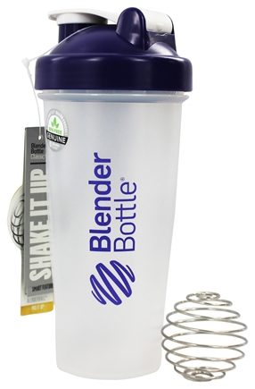 DROPPED: Blender Bottle - Classic Purple - 28 oz. By Sundesa
