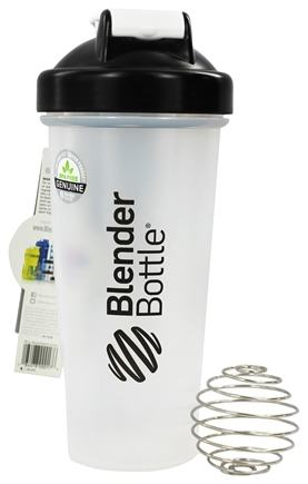 DROPPED: Blender Bottle - Classic Black - 28 oz. By Sundesa