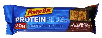 DROPPED: Powerbar - ProteinPlus Bar Chocolate Peanut Butter - 2.12 oz.