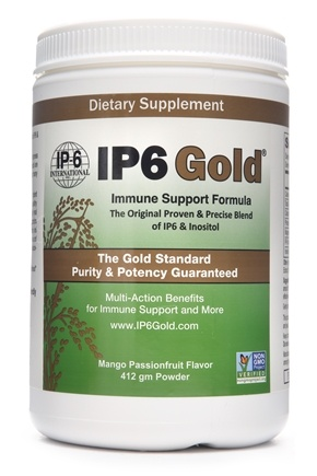 IP-6 International, Inc. - Dr. Shamsuddin's Original IP6 & Inositol Blend Tropical Fruit Flavor - 14.6 oz.