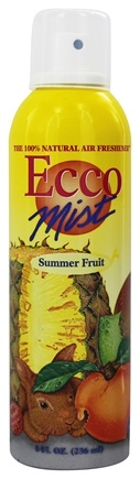 DROPPED: Ecco Bella - Ecco Mist Summer Fruit - 8 oz.