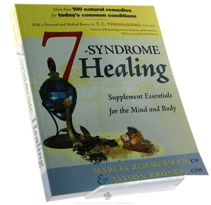 DROPPED: NOW Foods - 7-Syndrome Healing Book - 1 Book CLEARANCE PRICED