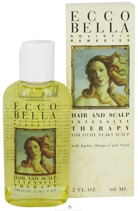 DROPPED: Ecco Bella - Holistic Remedies Hair and Scalp Intensive Care Therapy - 2 oz.