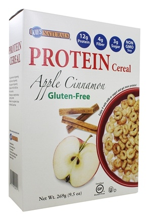 Kay's Naturals - Better Balance Protein Cereal Apple Cinnamon - 9.5 oz.