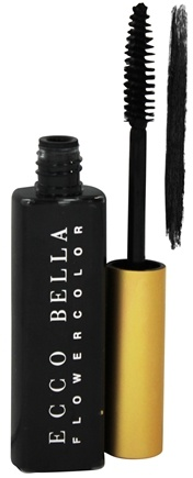 Ecco Bella - FlowerColor Natural Mascara Black - 0.38 oz.