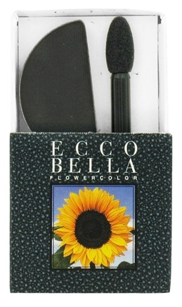 DROPPED: Ecco Bella - FlowerColor Powder Eyeliner Neutral Charcoal - 0.05 oz. CLEARANCE PRICED