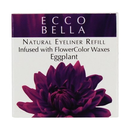 DROPPED: Ecco Bella - FlowerColor Powder Eyeliner Eggplant - 0.05 oz. CLEARANCE PRICED