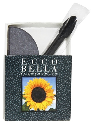 DROPPED: Ecco Bella - FlowerColor Eyeshadow Cool Sapphire - 0.05 oz.