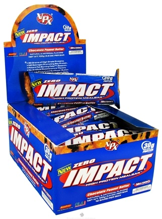 DROPPED: VPX - Zero Impact High Protein Meal Bar Chocolate Peanut Butter - 3.5 oz. CLEARANCE PRICED