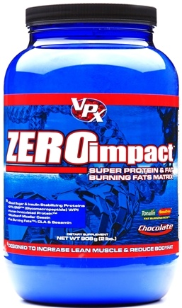 DROPPED: VPX - Zero Impact Super Protein & Fat Burning Matrix Chocolate - 2 lbs.