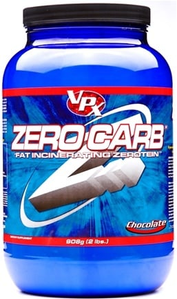 DROPPED: VPX - Zero Carb Fat Incinerating Zerotein Chocolate - 2 lbs.