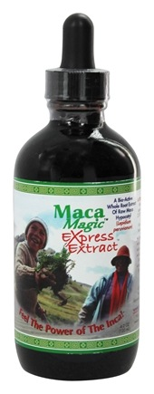 Maca Magic - Express Extract - 4 oz.