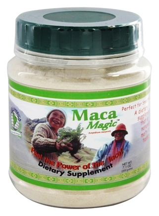 DROPPED: Maca Magic - Maca Magic Alcohol Free Liquid Extract - 2 oz.