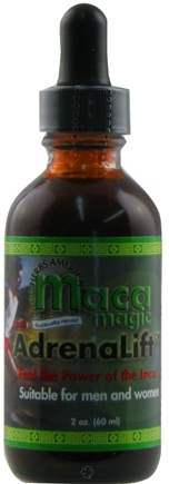DROPPED: Maca Magic - AdrenaLift - 2 oz.