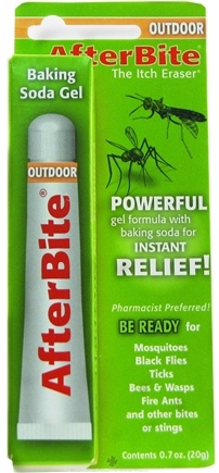 DROPPED: Tender - AfterBite Outdoor Insect Bite Relief - 1 Tubes CLEARANCE PRICED