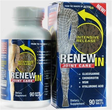 DROPPED: Miralus Healthcare - Renew In Joint Care - 90 Tablets