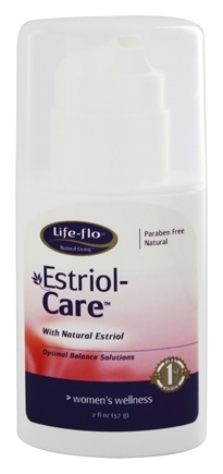 Life-Flo - Estriol-Care with Natural Estriol - 2 oz.