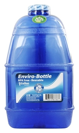 New Wave Enviro Products - Dairy BPA Free Water Bottle - 1 Gallon
