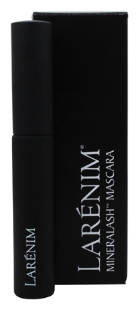 Larenim Mineral Make Up - Mineralash Mascara Black Brown - 0.25 oz.