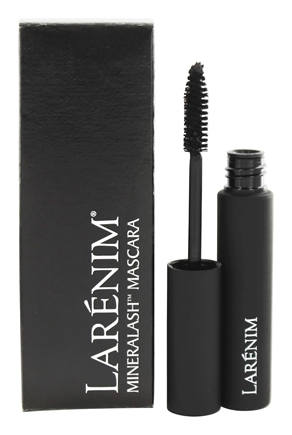 Larenim Mineral Make Up - Mineralash Mascara Jet Black - 0.25 oz.