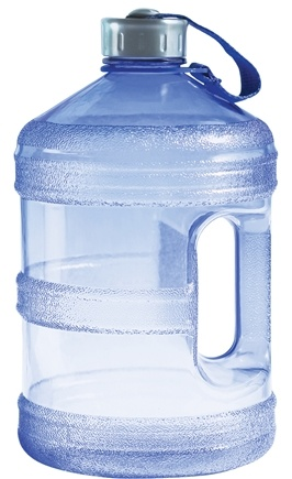 New Wave Enviro Products - Enviro-Bottle 1 Gallon Round Reusable BPA Free - 1 Gallon