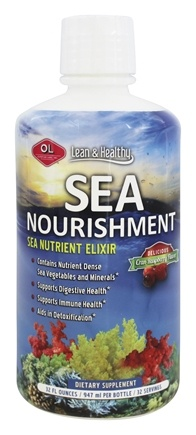 Olympian Labs - Sea Nourishment Lean & Healthy - 32 oz.