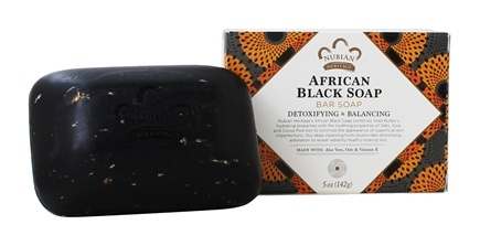 Nubian Heritage - Bar Soap African Black - 5 oz.