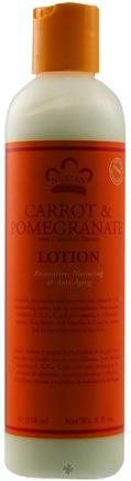 DROPPED: Nubian Heritage - Lotion Carrot & Pomegranate - 8 oz.